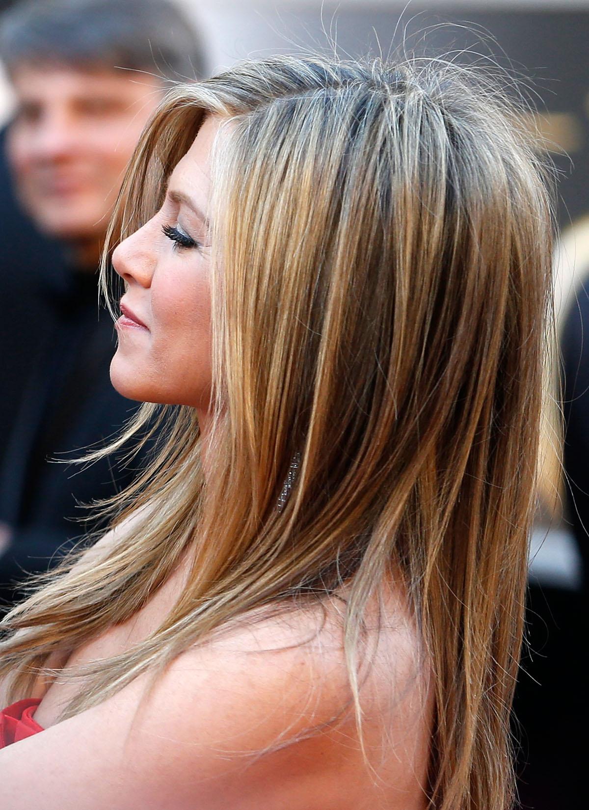Jennifer Aniston Ihr Schönsten Frisuren In Bildern Galade