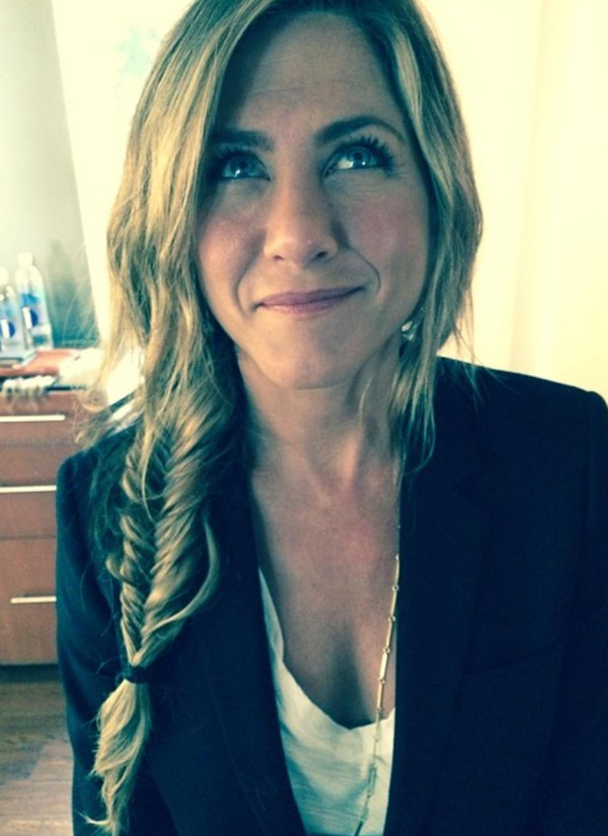 Jennifer Aniston Ihr Schonsten Frisuren In Bildern Gala De