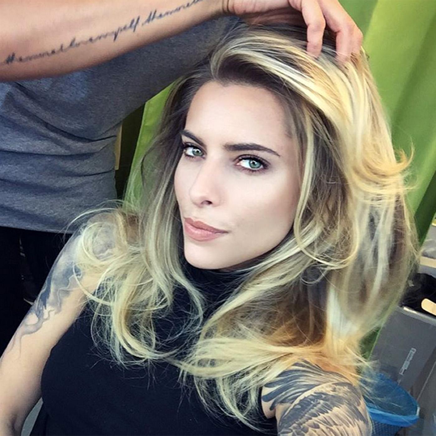 Star Frisuren Die Looks Von Sophia Thomalla Gala De