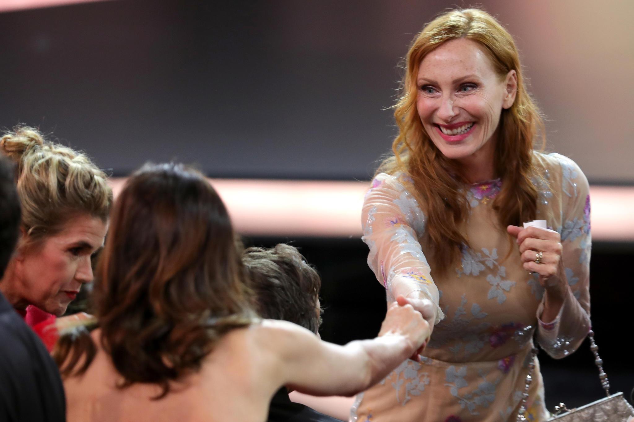 Andrea Sawatzki Sexy deutscher filmpreis 2019: die schönsten bilder der lola